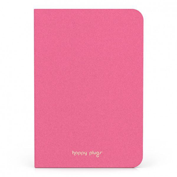 Happy Plugs flipové pouzdro pro Apple iPad Mini Retina (růžové)