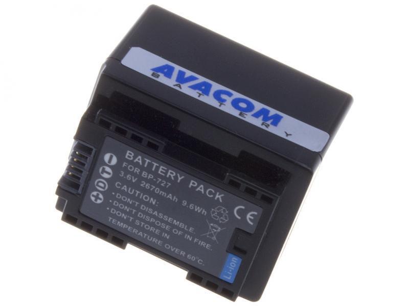 Avacom VICA-727L-823 - Baterie pro kamery