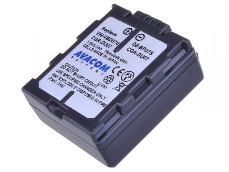 Avacom VIPA-DU07-532 - Baterie pro kamery