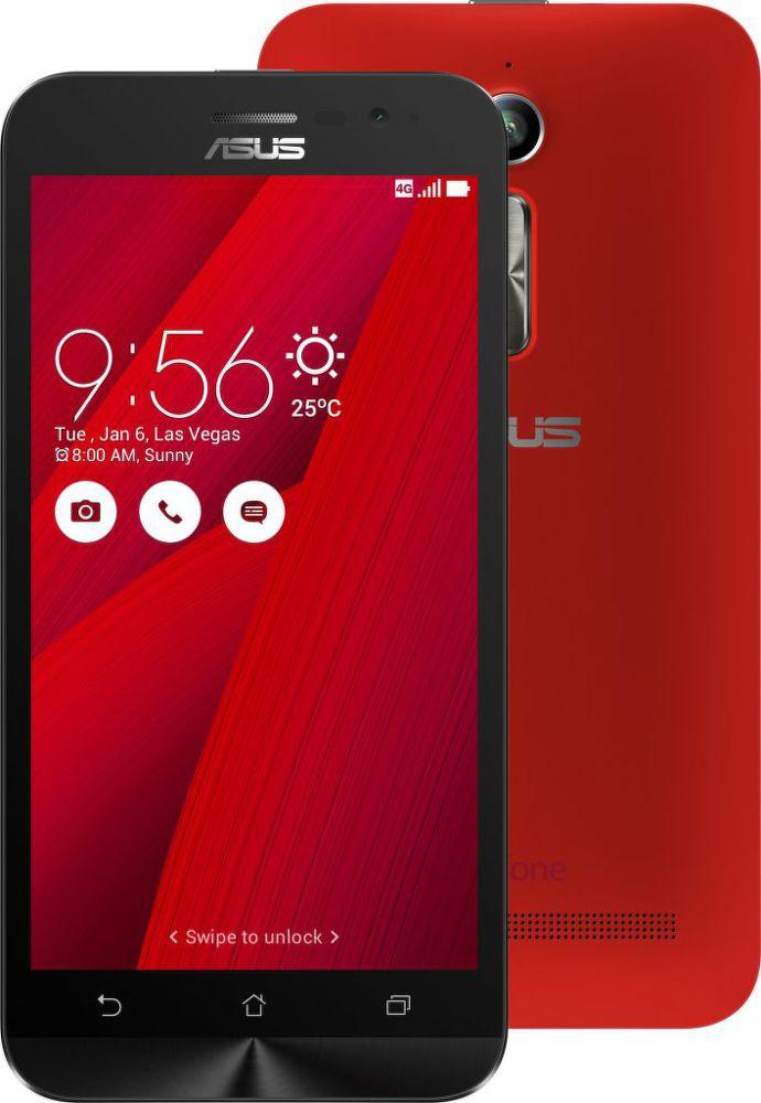 Asus ZenFone GO (červený)