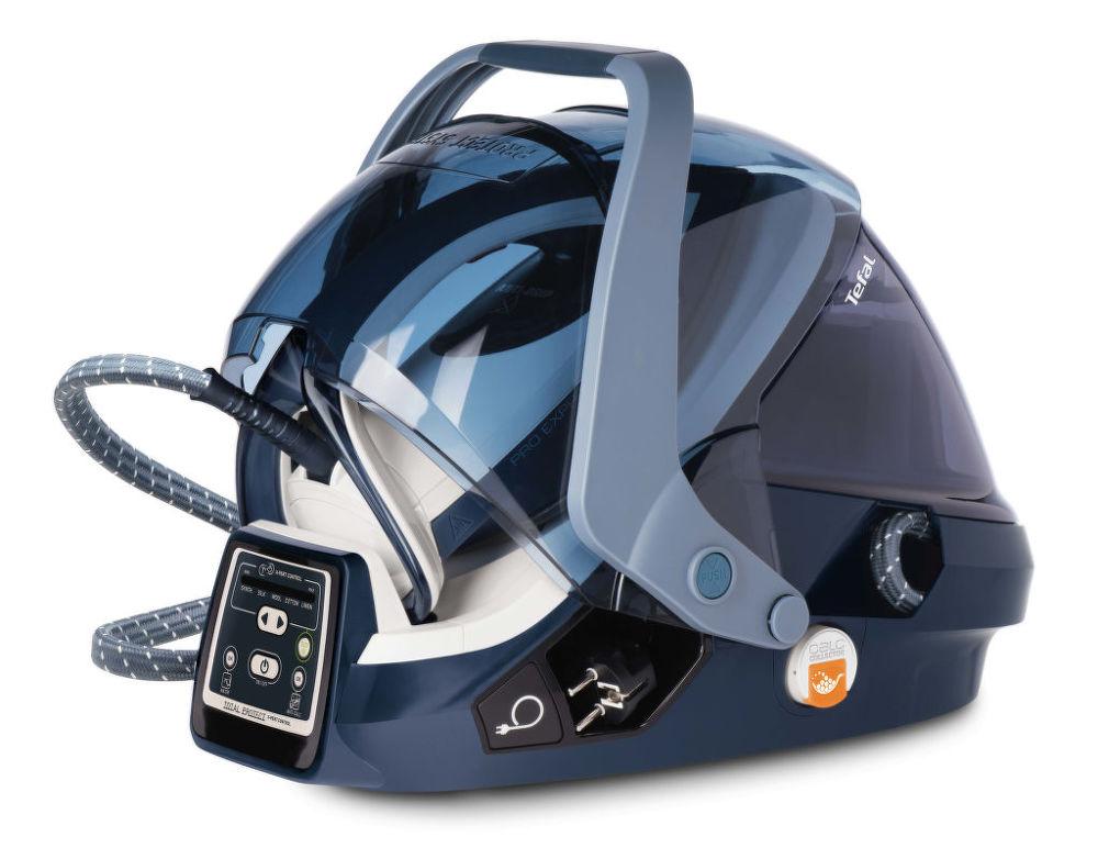 Tefal PRO EXPRESS XPERT CARE GV9080E0 (modrá) - Parní generátor