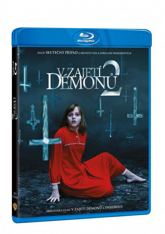 V zajetí démonů 2 - Blu-ray film