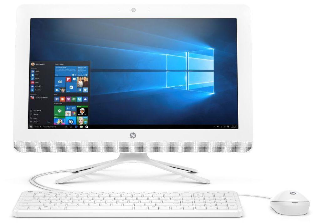 HP 22-b031nc, Y0Y63EA (bílý) + dárek Speedlink Legatos Stereo (černý), eScan Internet Security Suite Antivirový software na 90 dní zdarma