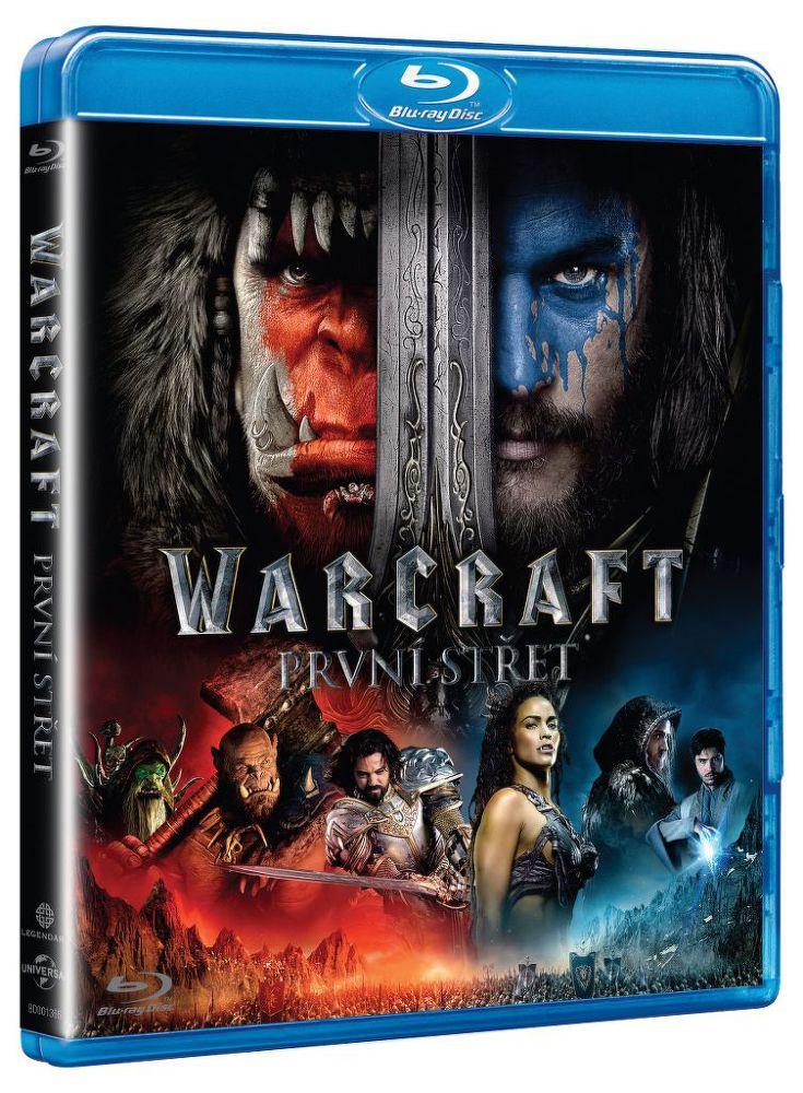 Warcraft: První střet - Blu-ray film