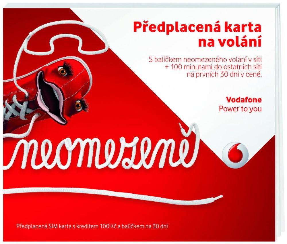 Vodafone Sim Karta Volej Electroworld Cz