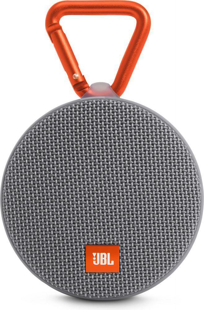 JBL Clip 2 (šedý)
