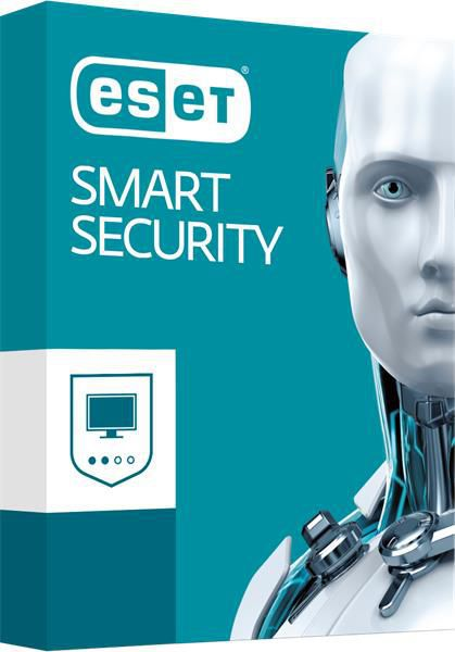 ESET Smart Security 3 PC na 2 roky