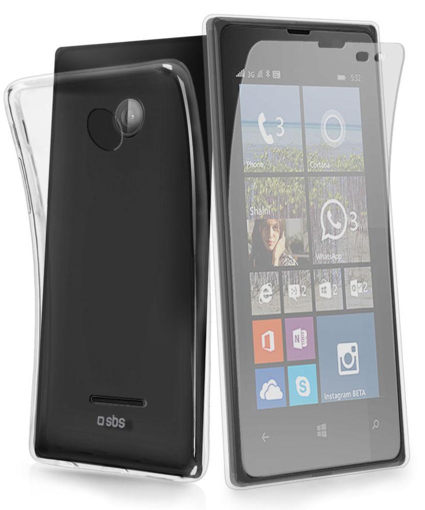SBS pouzdro pro Nokia Lumia 532, TEAERONOL532T