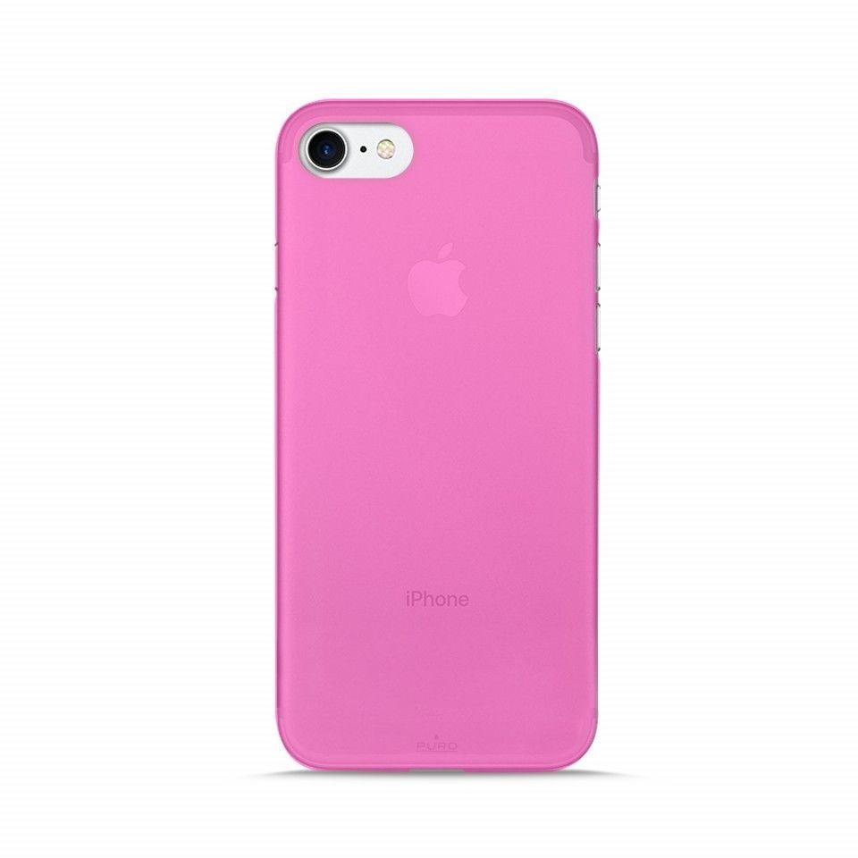 PURO kryt pro Apple iPhone 7 (růžový)