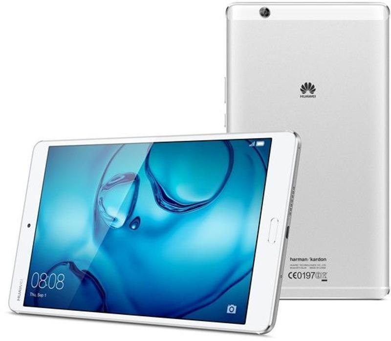 "Huawei Mediapad M3 8.4"" 32GB Wi-fi (stŕíbrný)"