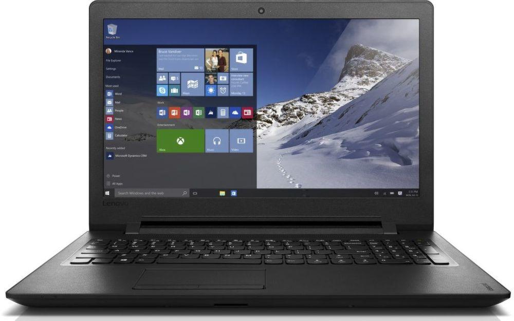 Lenovo IdeaPad 110-15IBR (černá)