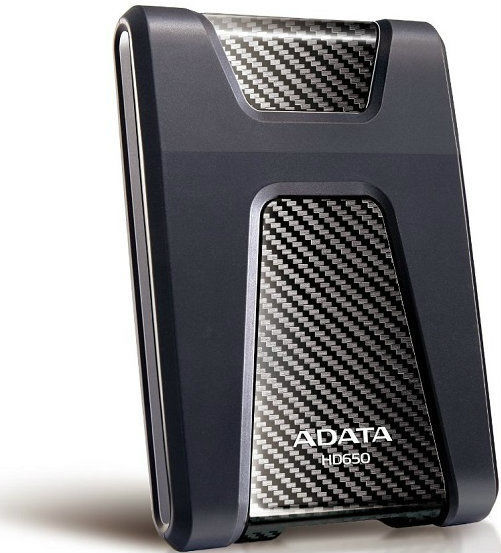 "A-DATA Durable HD650 2,5"" 1TB USB 3.0 (černý)"