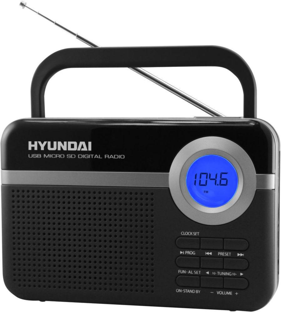 Hyundai PR 471 PLL SU (černý)