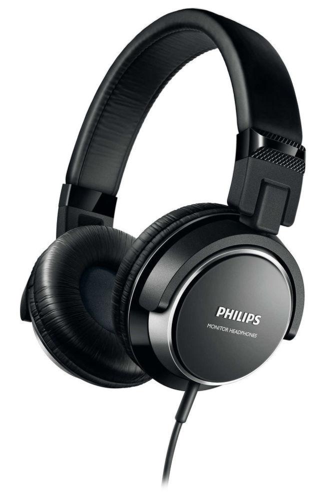 Philips SHL3260 (černá)