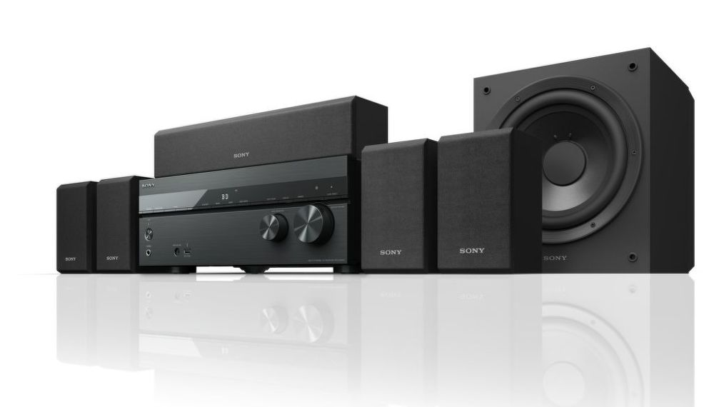 Sony HT-DH550SS (černé)