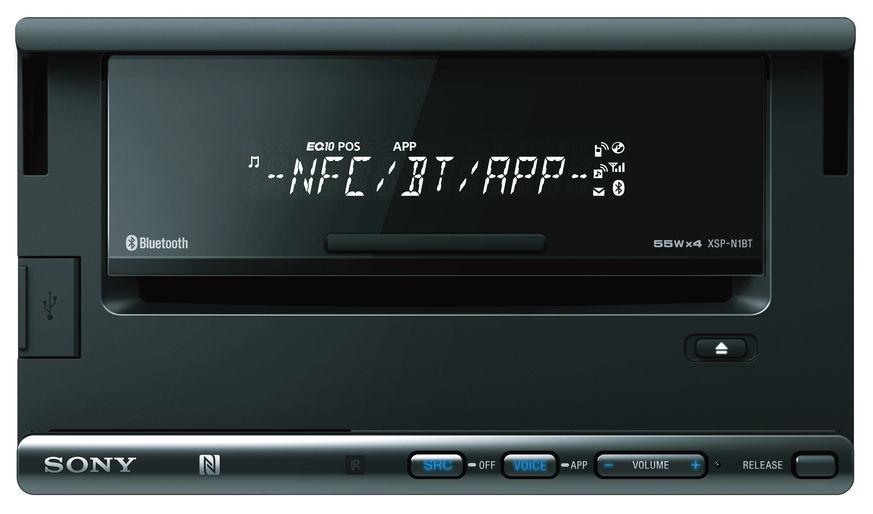 Sony XSP-N1BT (černý)