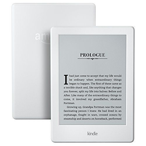 Amazon Kindle 8 Touch (bílý)