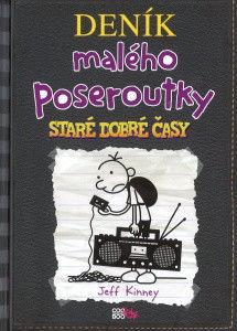 ALBATROS Deník malého poseroutky, Kniha