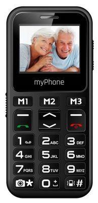 MyPhone Halo Mini (černý)