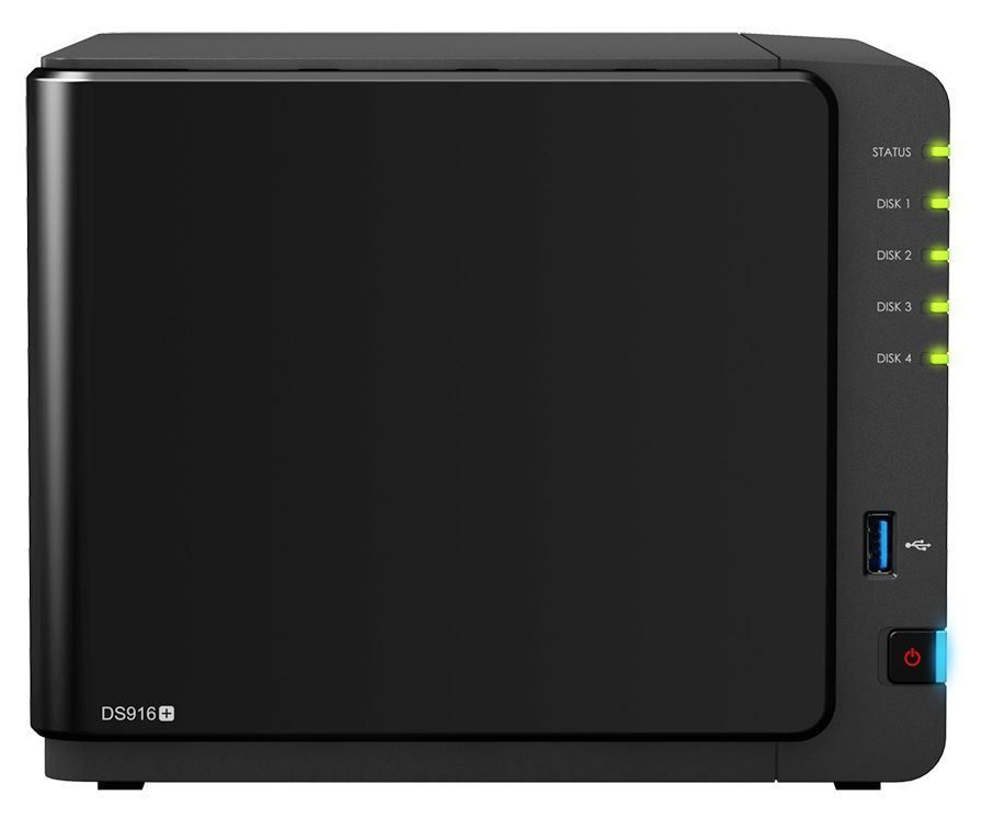 Synology Disk Station DS916+8 GB