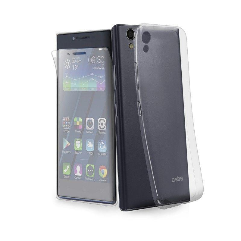 SBS Lenovo P70 Pouzdro na mobil (průhledné)