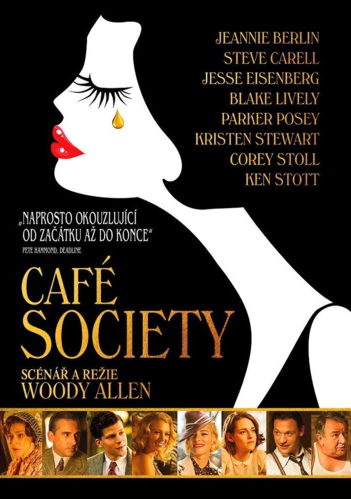 Café Society - DVD film