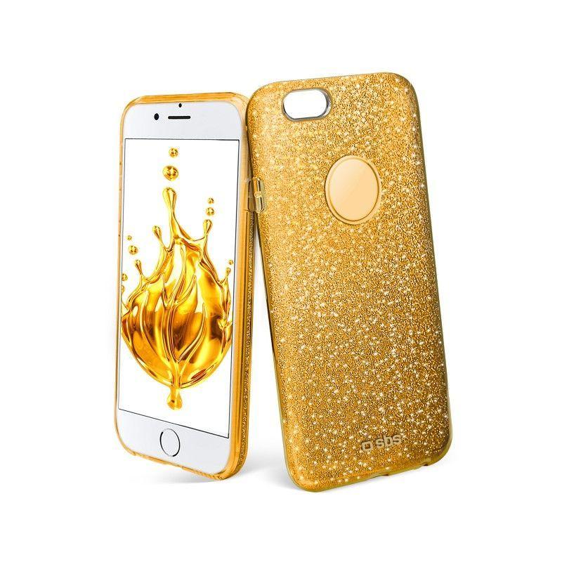SBS iPhone 7 Pouzdro na mobil (zlaté)