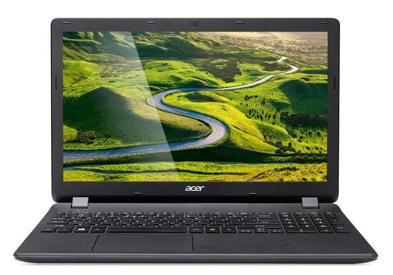 Acer Aspire ES15 (NX.GFTEC.007) (černý)