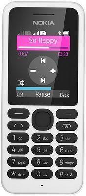 Nokia 130 Dual SIM (bílý)