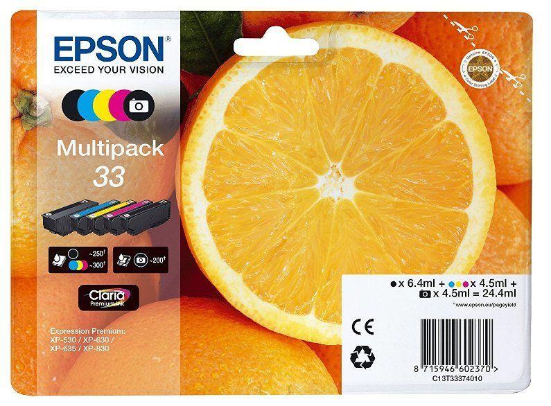 EPSON 33 Color - Inkoustová náplň