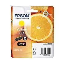 EPSON 33 yellow - inkoust