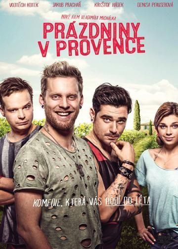 Prázdniny v Provence - DVD film