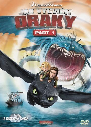 Jak vycvičit draky - DVD film