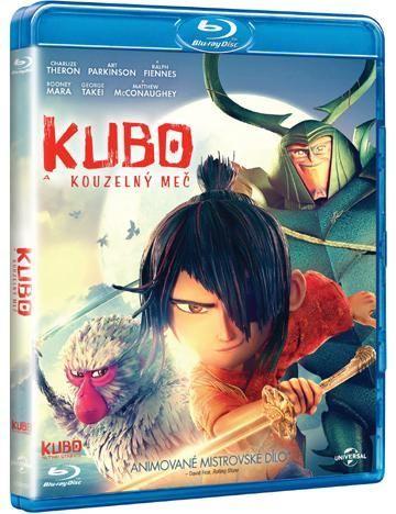 Kubo a kouzelný meč - DVD film