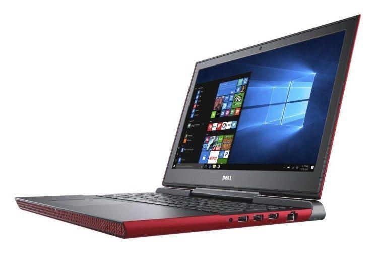 Dell Inspiron 7566 (červený)