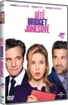 Dítě Bridget Jonesovej + Bezva ženská na krku - DVD film