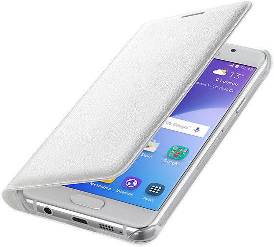 SAMSUNG Flipové pouzdro pro Galaxy A3 2016 (bílá)