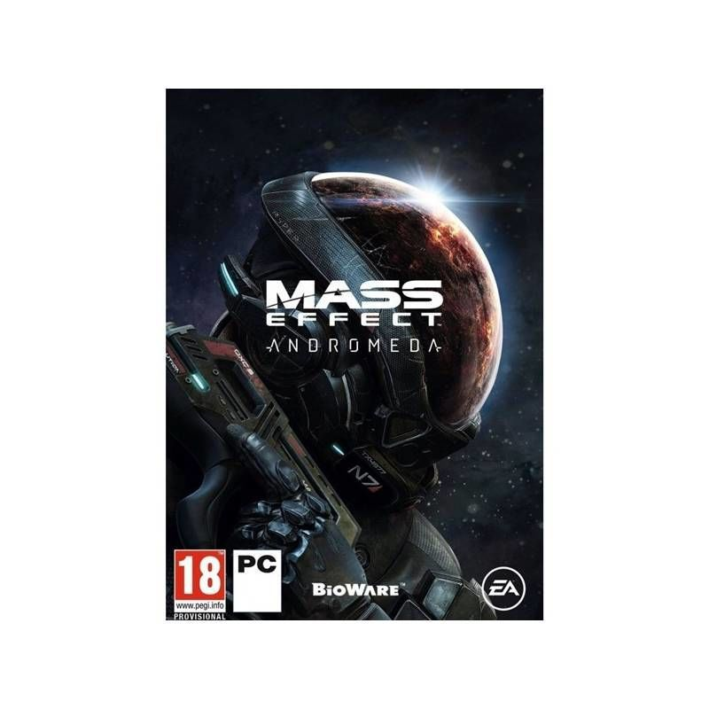 PC - Mass Effect: Andromeda