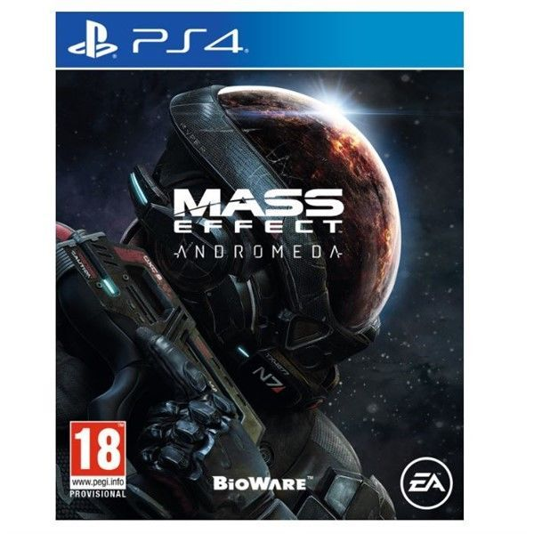 PS4 - Mass Effect: Andromeda