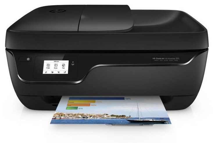 HP DeskJet Ink Advantage 3835 (černá)