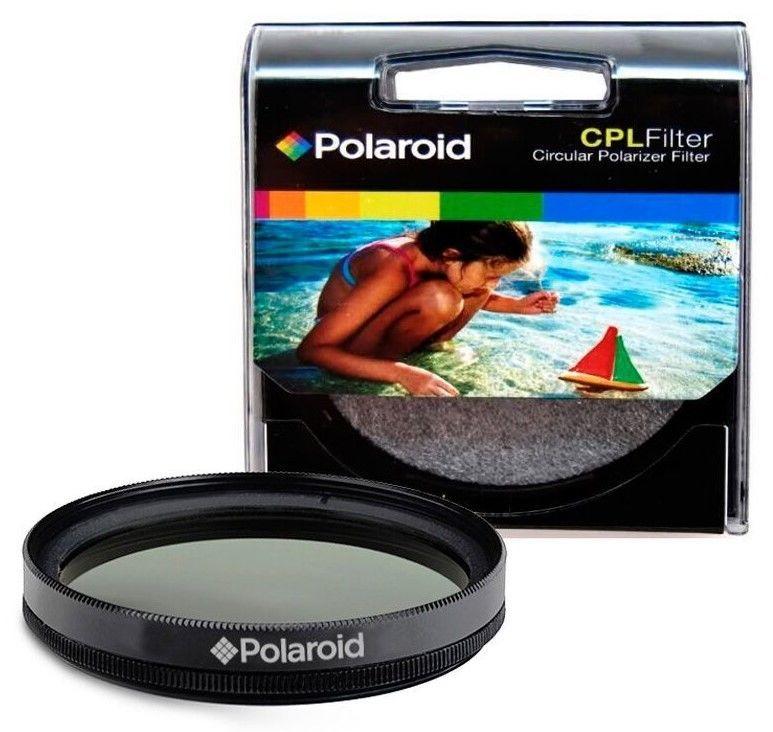 Polaroid CPL 52mm cirkulační polarizační filtr