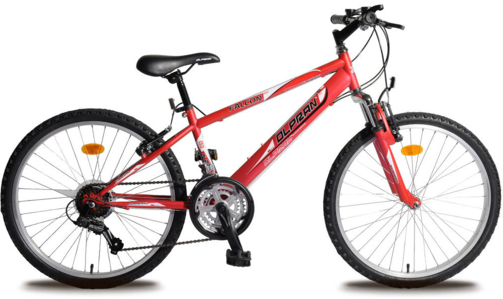 "OLPRAN Falcon Sus 24"" RED, Kolo"
