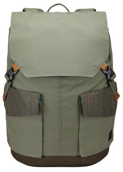 """Case Logic LoDo P115PT zelený 15.6"""" batoh na notebook"""