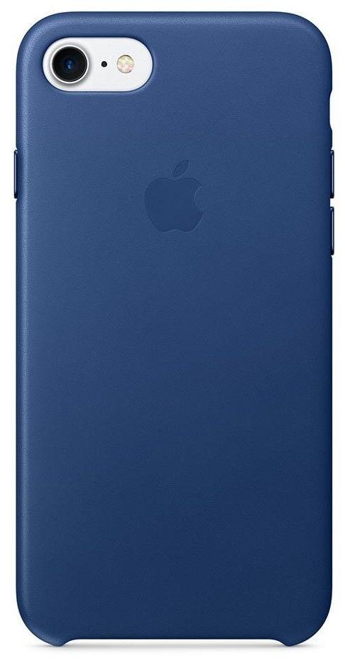 Apple iPhone 7 Sapphire modré kožené pouzdro