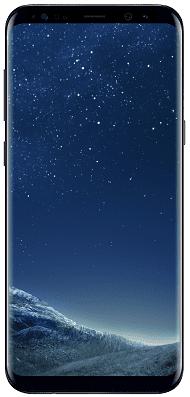 Samsung Galaxy S8+ černý