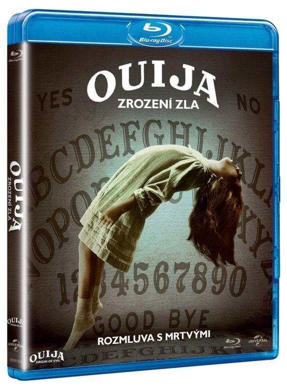 Ouija: Zrození Zla - Blu-ray film