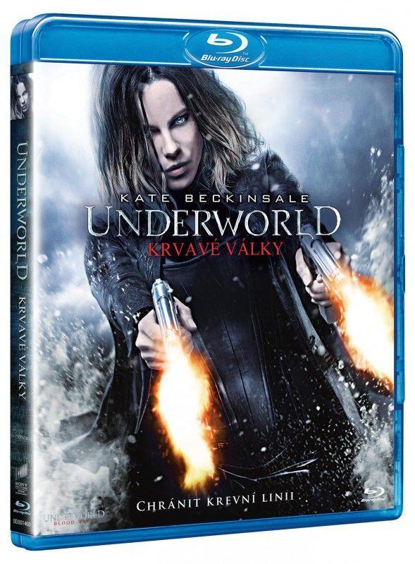 Underworld: Krvavé války - Blu-ray film