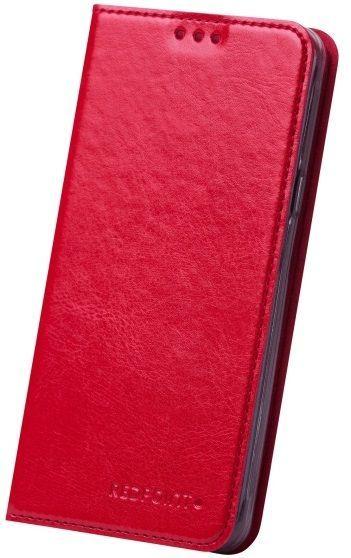 RedPoint Book Slim pouzdro pro Samsung Galaxy A3 2016 červené