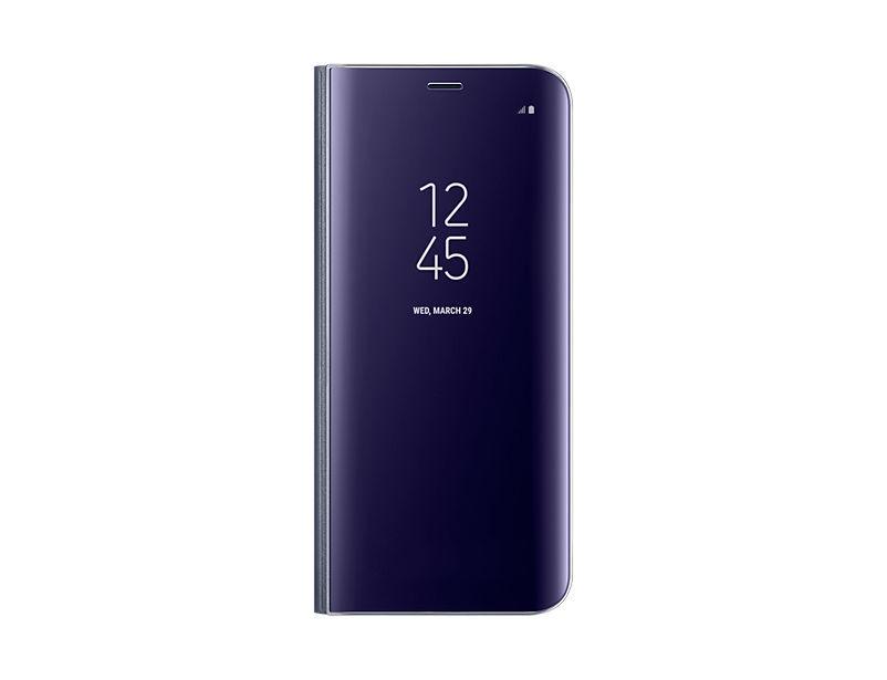 Samsung Clear View EF-ZG950CV Galaxy S8 fialové