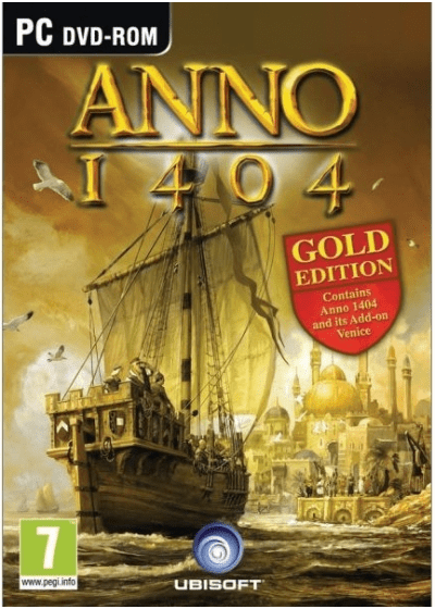 ANNO 1404 Gold - PC hra